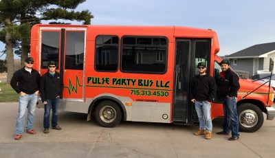 Stout Drunk Bus!