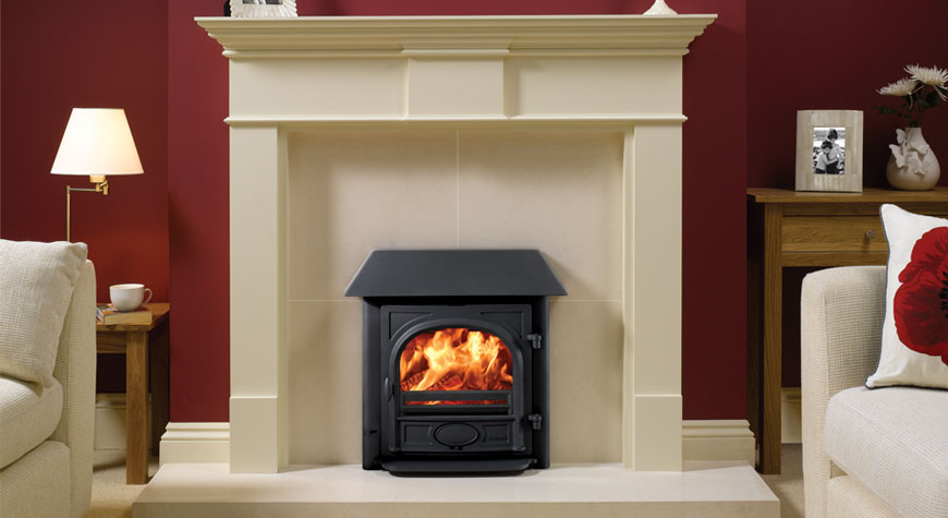Install Gas Fireplace In Existing Home Stockton Milner Wood Burning & Multi-fuel - Stovax Stoves