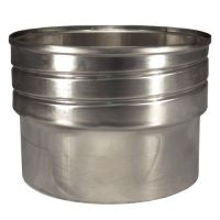 Stove Pipe: Stove Pipe Adapter