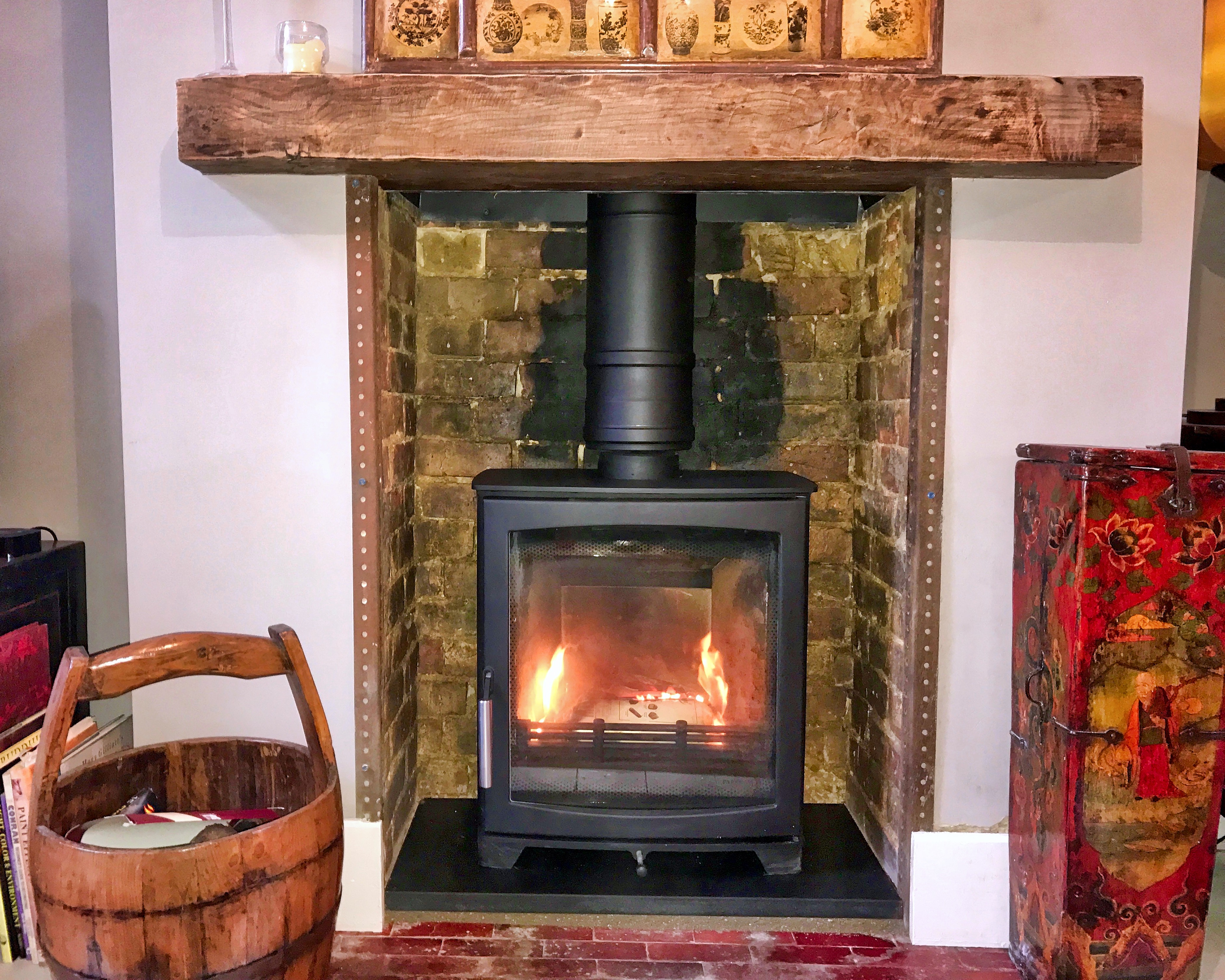 Wood Burner Installation Maidstone