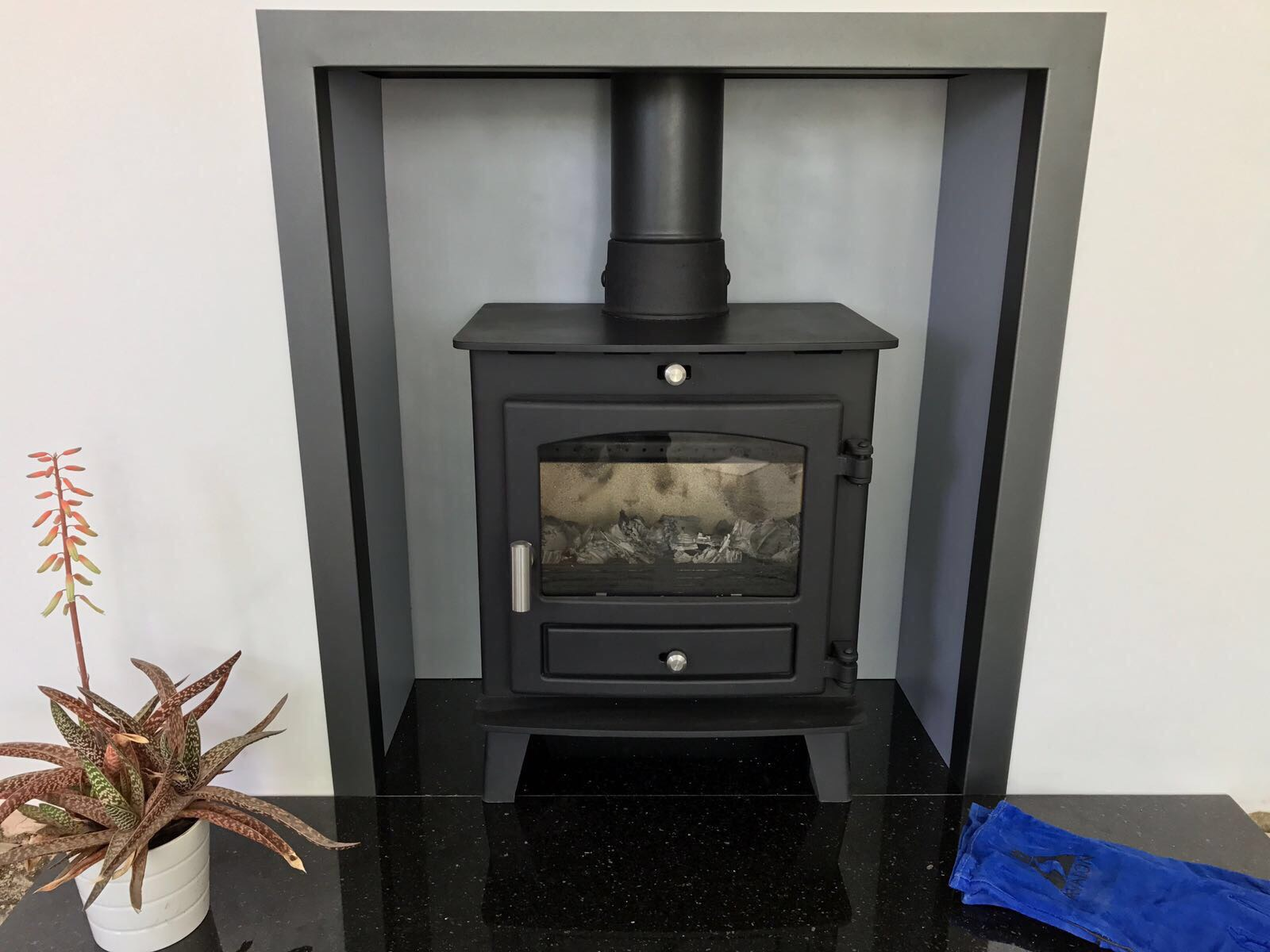 Wood Burner Installation