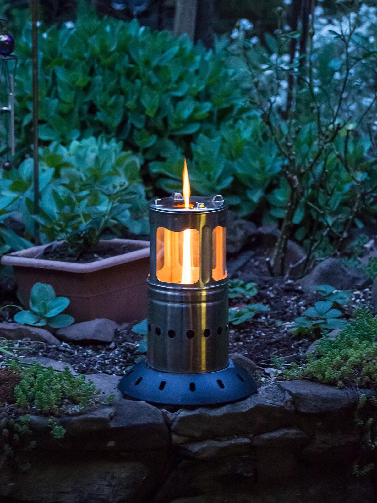 FireFly Lantern Dual Biomass LanternCookstove