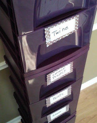 Create More Space in Your Place with DIY Stackable Plastic Storage Drawers