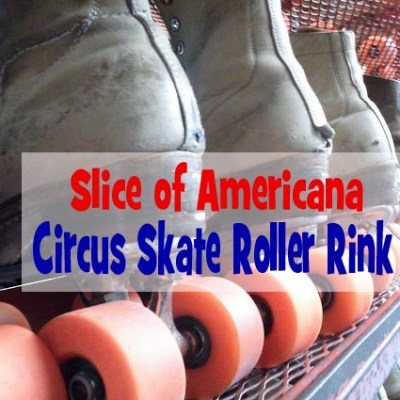 Slice of Americana: Circus Skate Roller Rink, Murray Kentucky