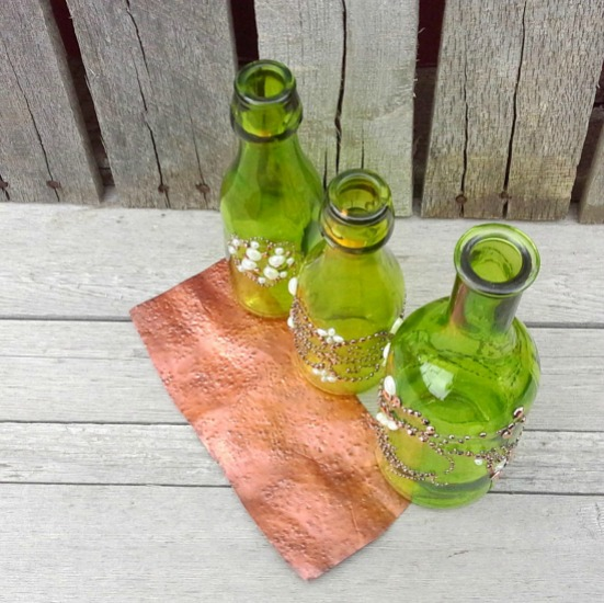 Soda-can-faux-hammered-copper