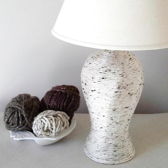 yarn wrapped lamp-http://www.stowandtellu.com