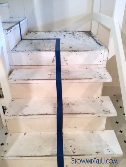 How To Paint Basement Stairs The Fastest Easiest Way