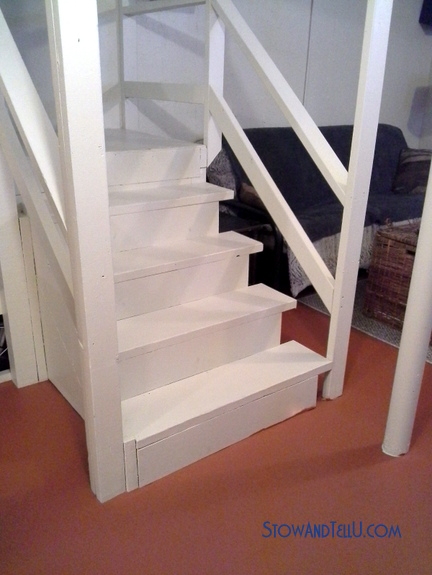 Superb Stairs Painting Tip Www.stowandtellu.com