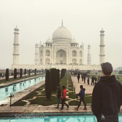 Postcards from India