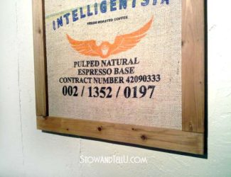butt-joint-pallet-wood-framed-coffee-sack-art-http://www.stowandtellu.com