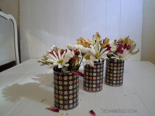decoupage-tin-cans