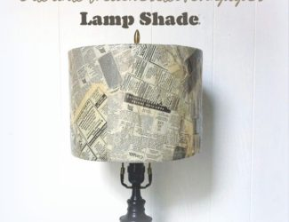old-weathered-newspaper-lamp-shade-http://stowandtellu.com