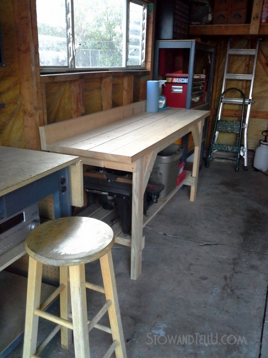wooden-workbench-kit