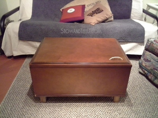 upcycled-kitchen-cabinet-coffee-table