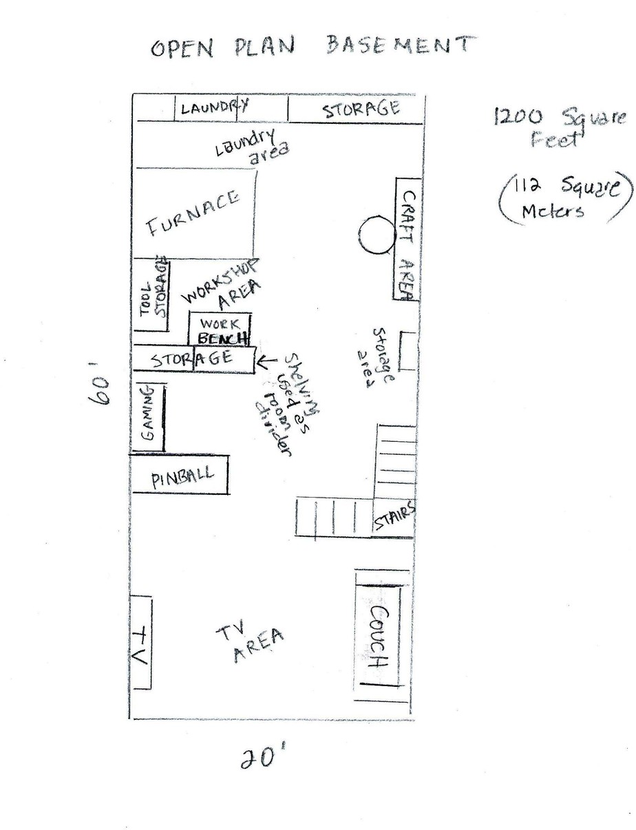Decorating Small Open Floor Plan Living Room And Kitchen: And The Total Comes To: $1200