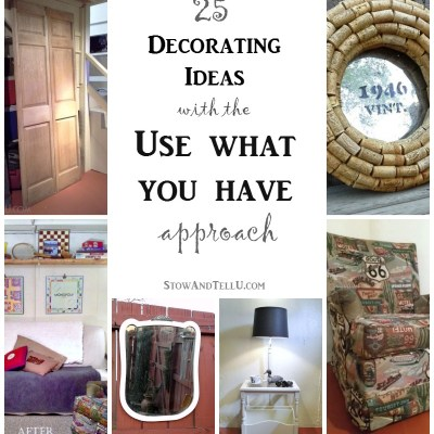 25 Use What You Have Decorating Ideas for a Basement
