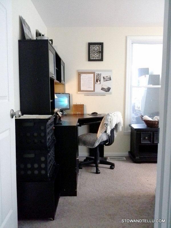 $100-office-guest-room-makeover - StowandTellU.com