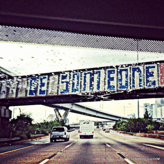 Be-Someone-Houston-hwy
