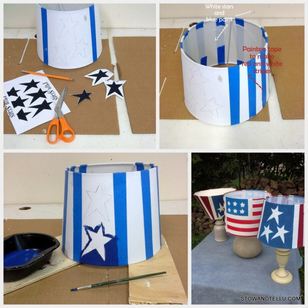 how-to-make-starr-stripes-lamp-shade