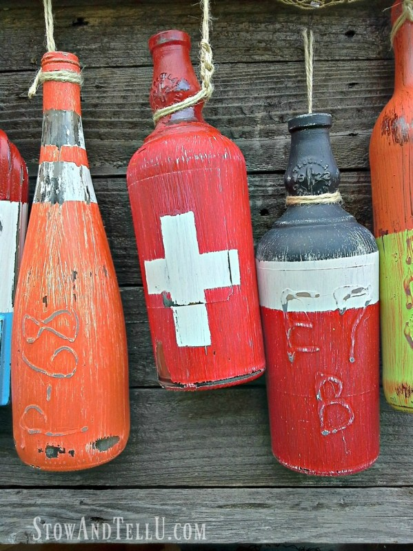 How to make buoy bottles stowandtellu