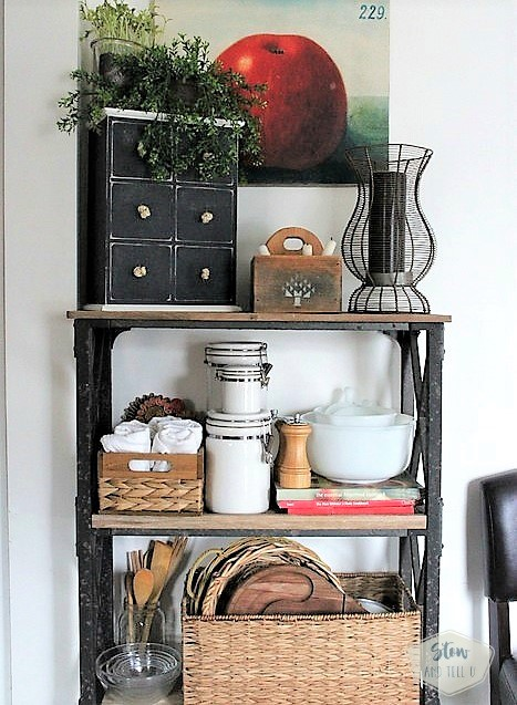 best-use-space-kitchen-rack