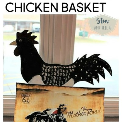Rt 66 Wandering #6 – Dell Rhea's Chicken Basket