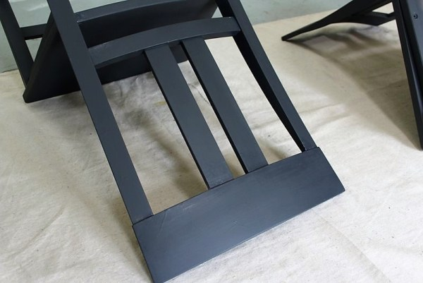 Fast drying and easy to use varnish for painted furniture | stowandtellu.com