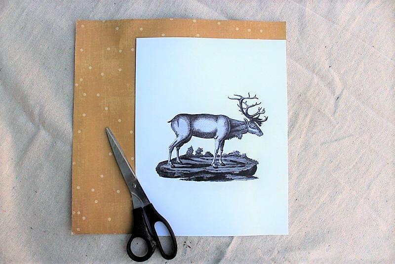 how-to-make-easy-reindeer-art