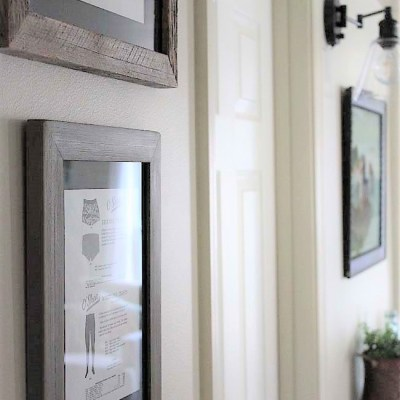 5 Tips to Reuse Picture Frames for New Artwork