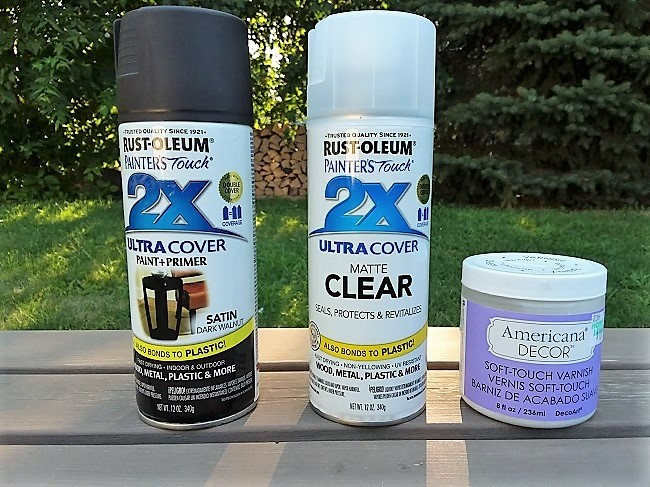 Paints used for spray painting plastic or resin | Stowandtellu.com