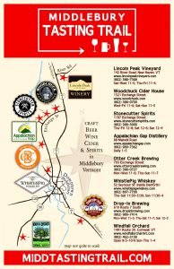 The Middlebury Tasting Trail