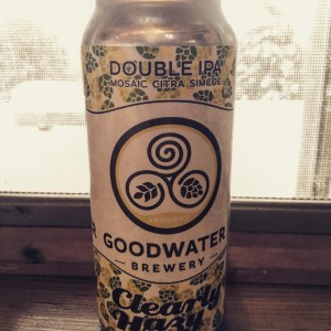 Goodwater Brewery Clearly Hazy