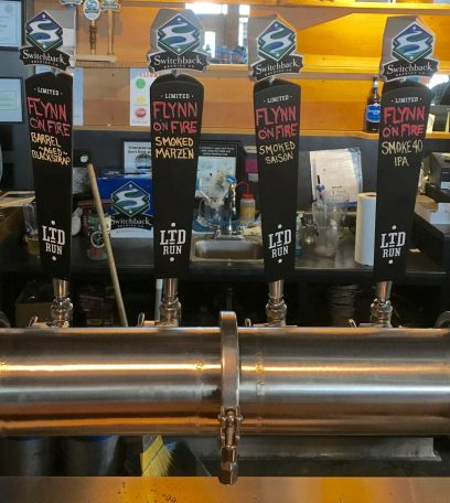 October 13, 2018 - Flynn on Fire at Switchback Brewing Company in Burlington, Vermont