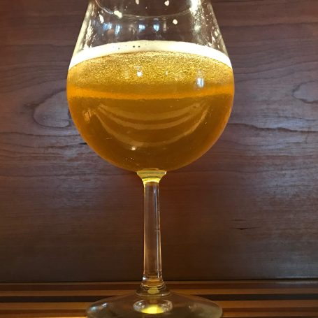 October 27, 2018 - Juicy at Hill Farmstead Brewery in Greensboro, Vermont