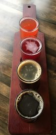 November 9, 2018 - More samples at White Birch Brewing in Nassua, New Hampshire