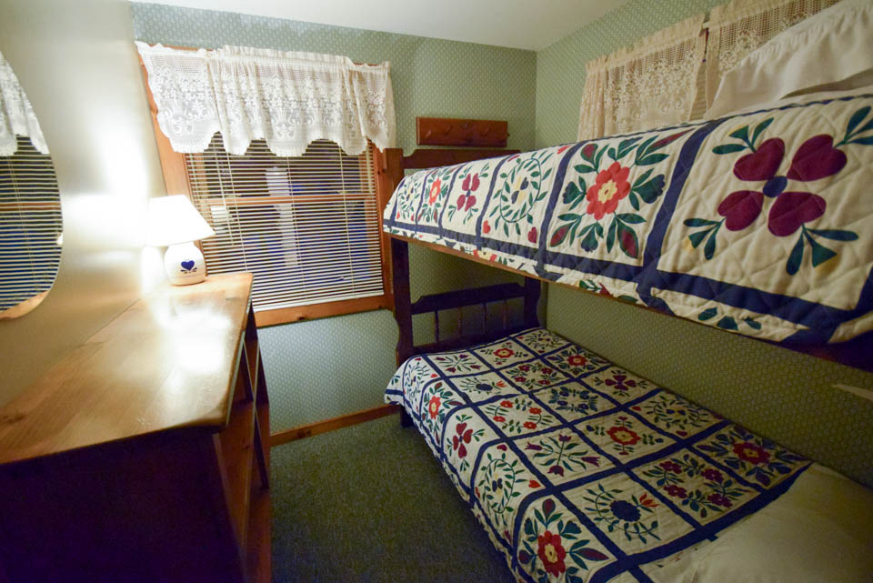 Family friendly Stowe cabins