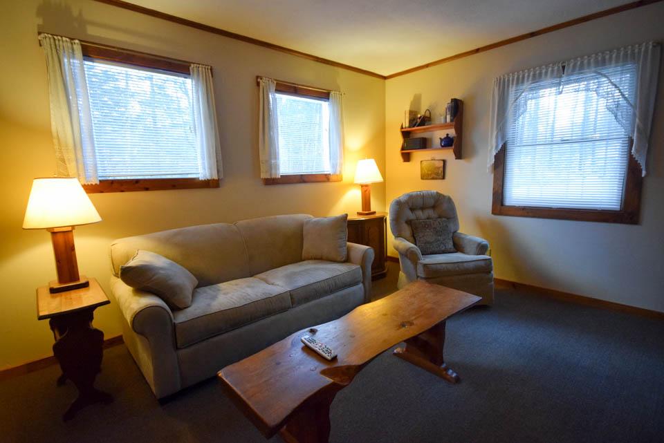 Spruce Cabin Stowe, Vermont