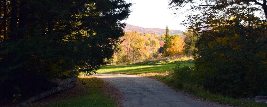 Vermont Landscape vacation