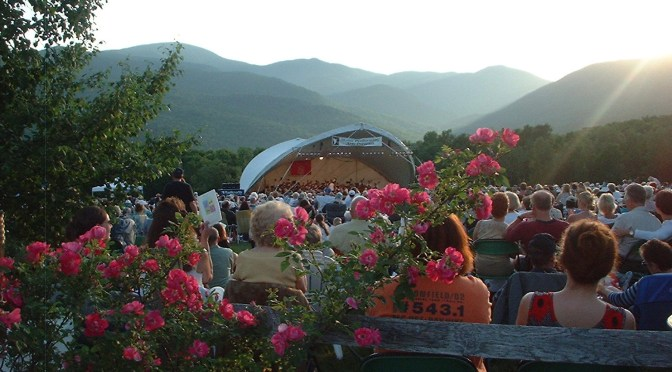 Music in the Meadow at Trapps