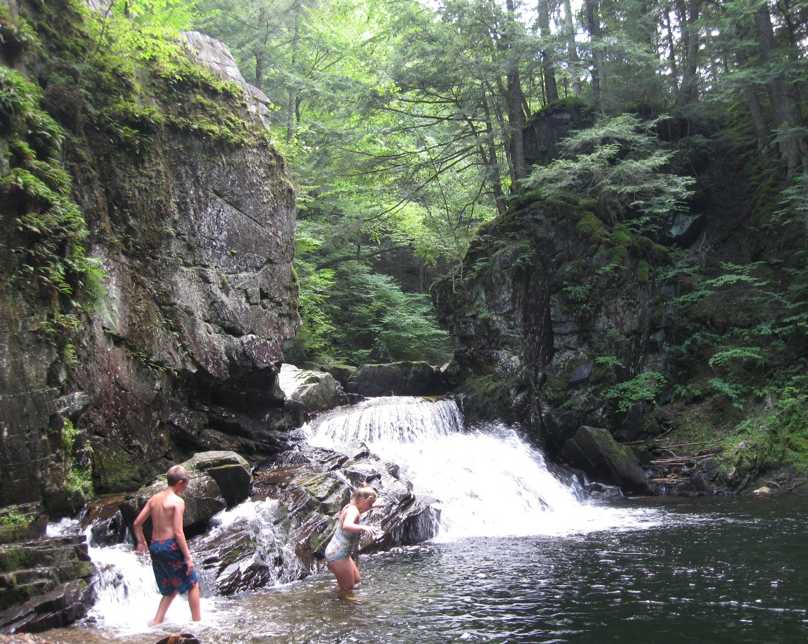 Stowe Local Guide to Swimming Holes