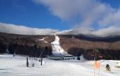 Looking like Winter in Stowe!