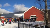 Stowe opened the Gondola December 5th!