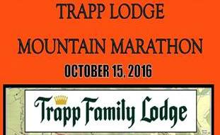 Trapp's Mountain Marathon