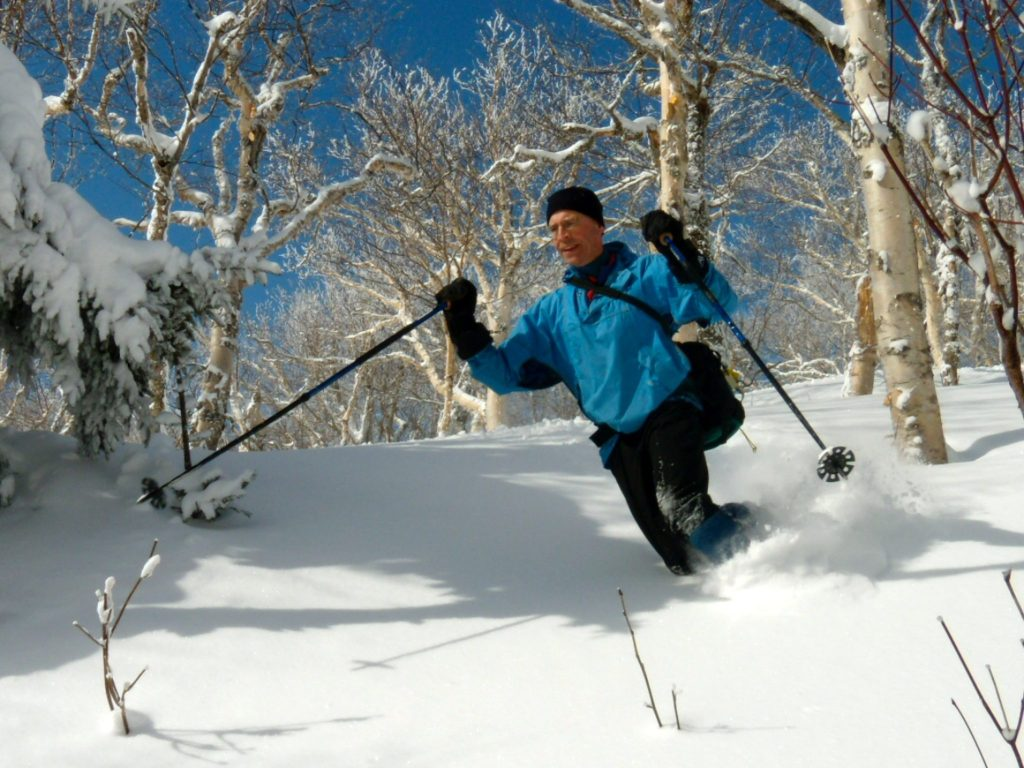 Cross Country Ski Trails in Stowe Vermont