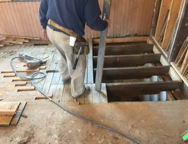 2015_1210 Rear Floor Repair