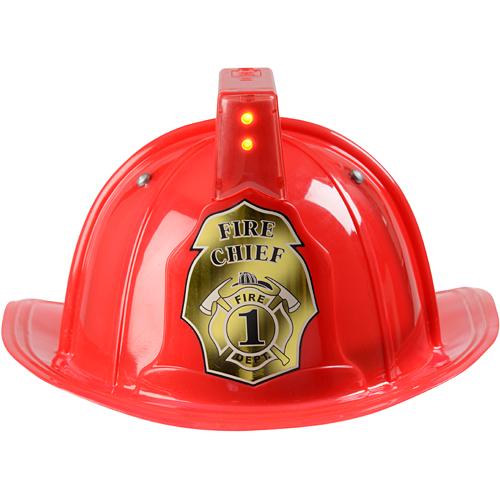 Jr Fire Chief Helmet red  Stevensons Toys