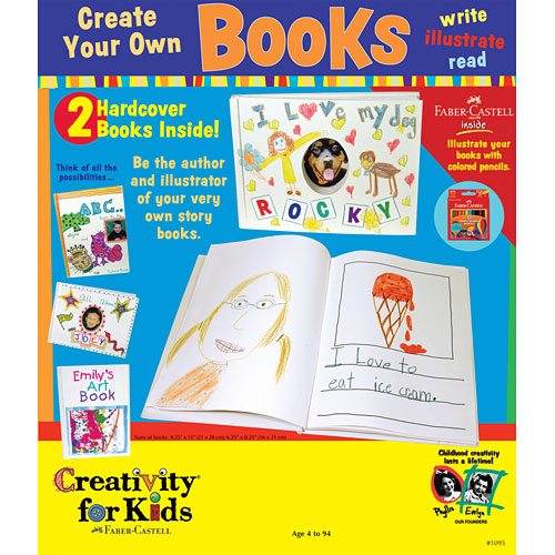 Create Your Own Books  Mary Arnold Toys