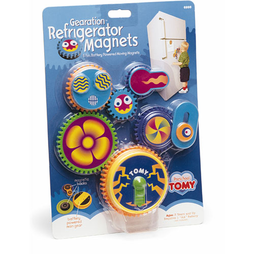 Gearation Magnets Board Refrigerator