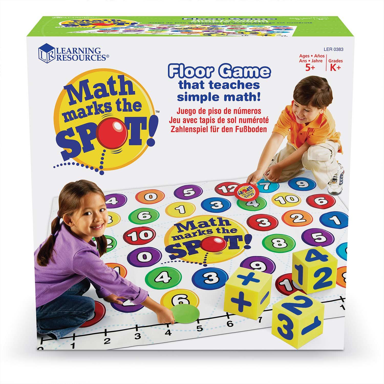 Math Marks The Spot