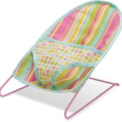 Walmart Bouncy Chair Gliding Cushion Replacement Baby Stella Young Minds Toys